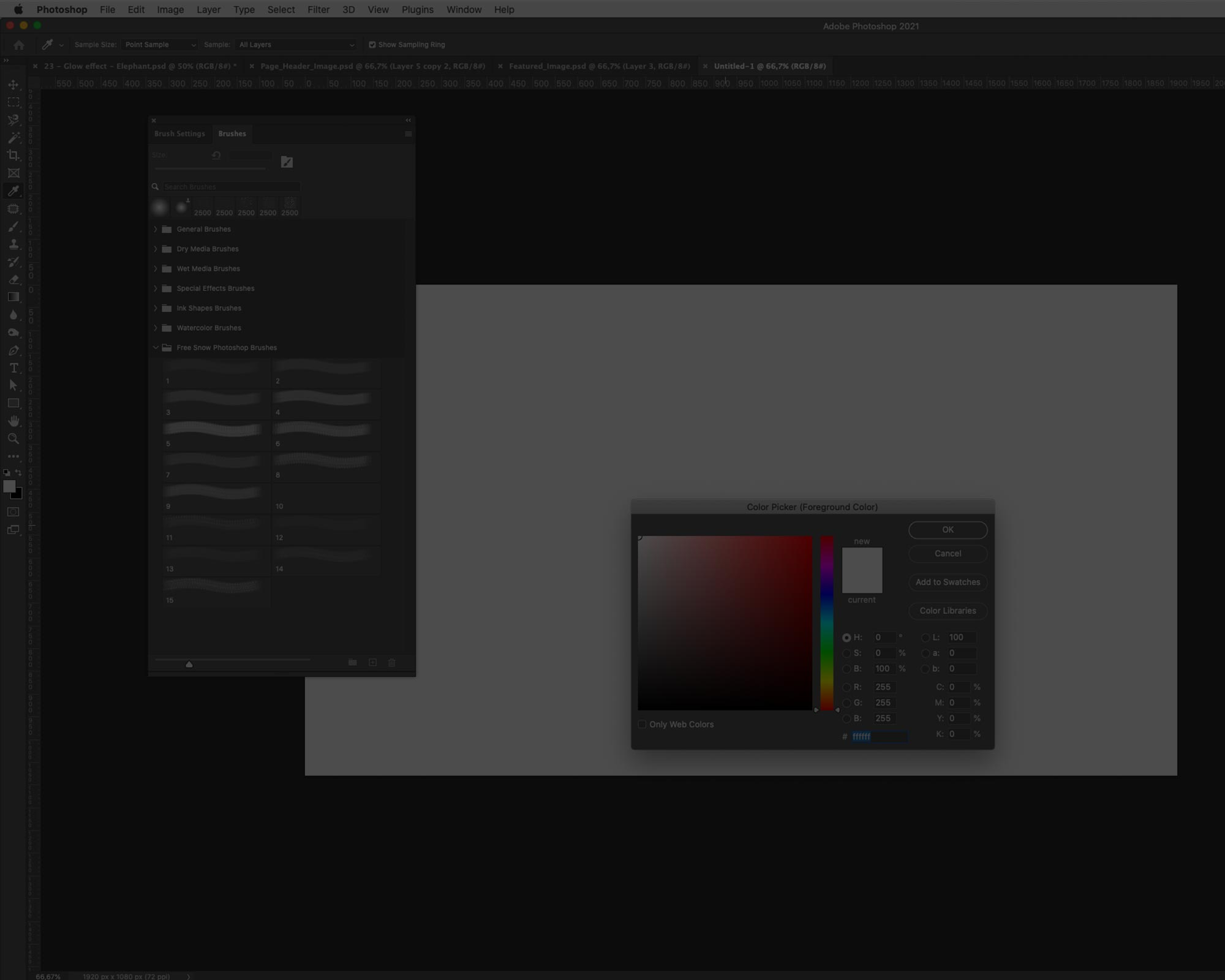 Learn Photoshop Basic Tools in 10 Minutes!