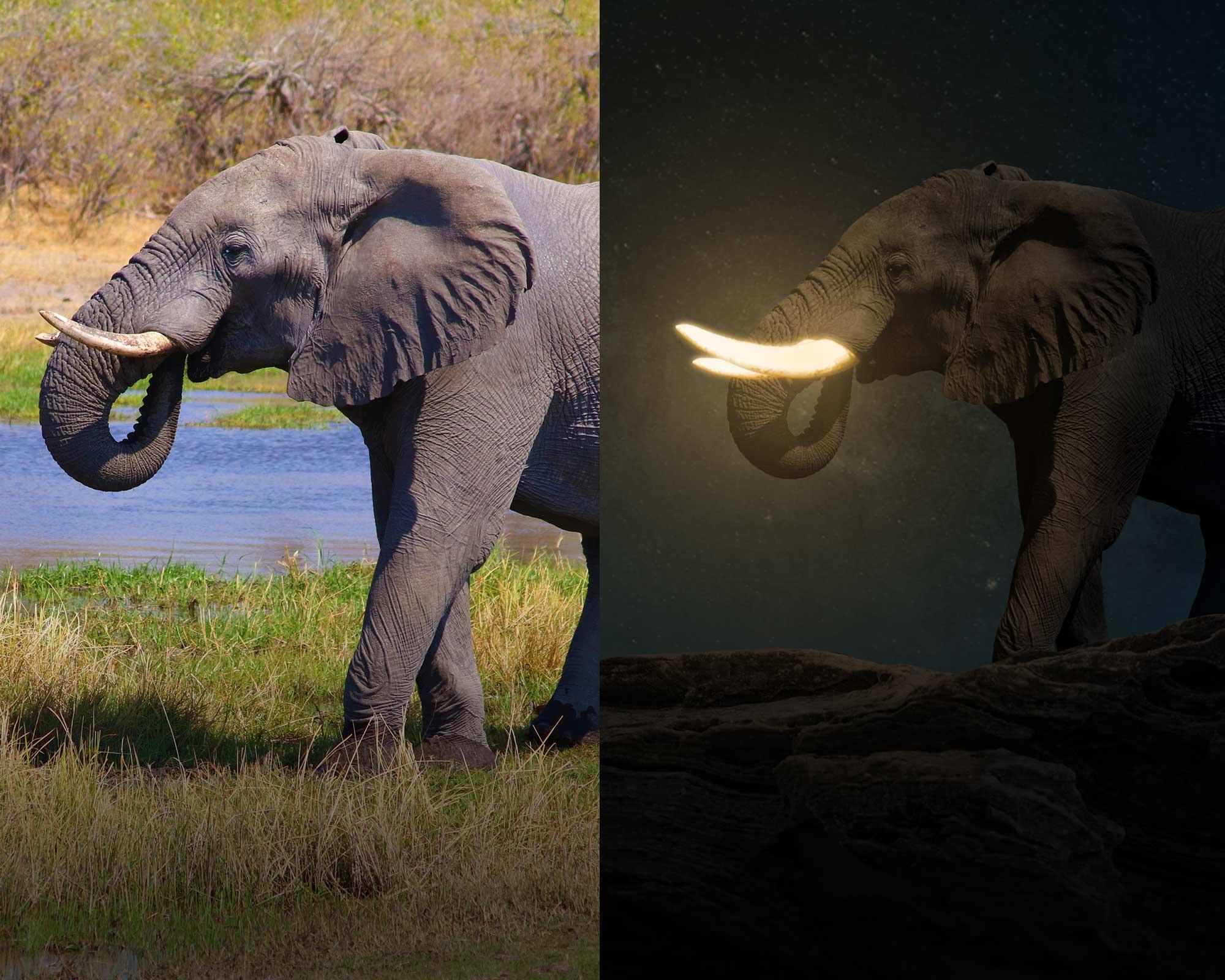 Glow effect in Photoshop – Tutorial